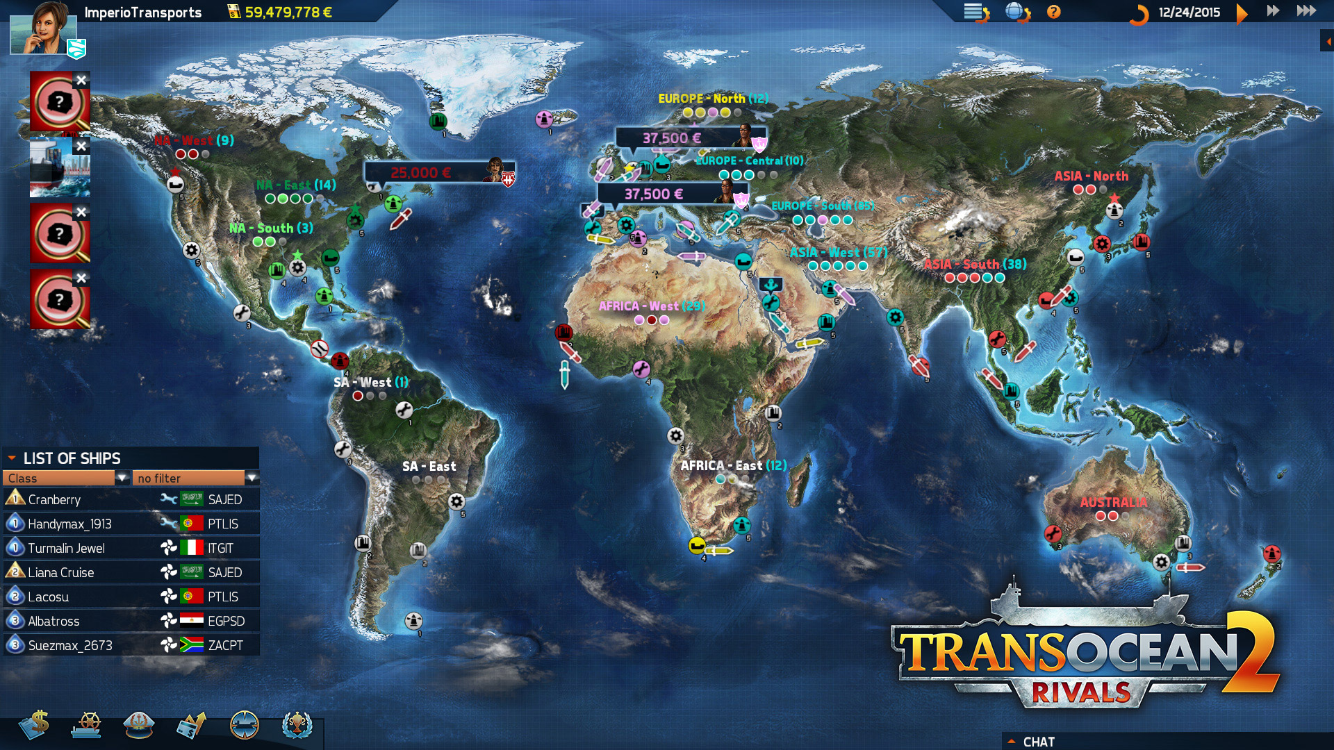 TransOcean 2: Rivals - Screenshot 12